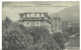 J     Savoie :  AIX  Les  BAIN  : Vue - Aix Les Bains