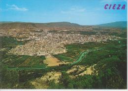 (AKQ141) CIEZA. PANORAMICA Y HUERTA DESDE LA ATALAYA - Murcia