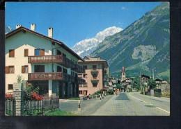 L1092 Morgex ( Aosta ) Ed. Ris. Tacchella, Morgex - Annullo Omonimo 1987 - Italia