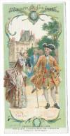 Chromo Chocolat Révillon - Les Vieilles Chansons De France  - Manon La Couturière - Illustration Maurice Leloir - Revillon
