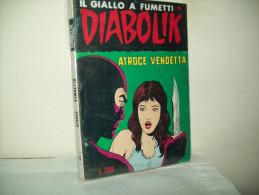 Diabolik (Astorina 1978)  N. 3 - Diabolik
