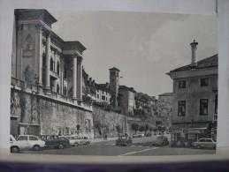 Belluno - Feltre - Via Campogiorgio - Bar - Auto  - Vera Fotografia - 2 Scans. - Belluno