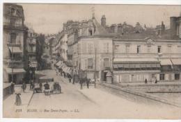 BLOIS  Rue Denis Papin - Blois