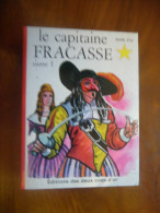 Etoile d�or, Le capitaine Fracasse tome 1, �ditions les deux coqs d�or N�63