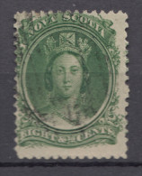 NOVA SCOTIA  1863  QV  81/2 C USED - Usati