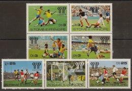 SAO TOME AND PRINCIPE 1978  World Cup Football - World Cup