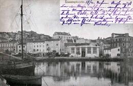 LUSSINPICCOLO Abbazia (K.u.k.Österr.), Fotokarte 1902, Gelaufen, Gute Erhaltung - Other