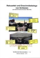 Rekozettel Und Einschreibebelege Von österr. Schlesien 1886 - 1918 - Philatelie Und Postgeschichte