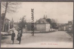 51----ABLOIS--Entrée Du Pays--animé - Autres Communes