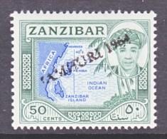 ZANZABAR   293 A    ** - Zanzibar (1963-1968)