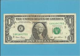 U. S. A. - 1 DOLLAR - 2003 - Pick 515a - PHILADELPHIA - PENNSYLVANIA - Federal Reserve Notes (1928-...)