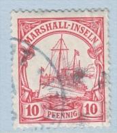 MARSHALL  ISLAND  15    (o)  No Wmk. - Colony: Marshall Islands