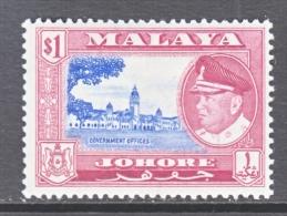 JOHORE  166   * - Johore