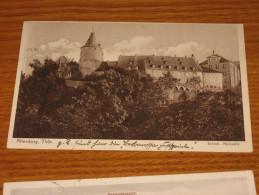 ALTENBURG 1935 CASTELLO BN VG ... DA VEDERE   MOLTO PARTICOLARE - Altenburg
