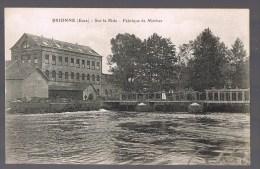 BRIONNE . Sur La Risle - Fabrique De Mèches  . - Frankreich