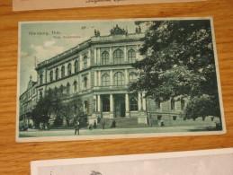 ALTENBURG RHUR STAATSBANK 1933 BN VG ... DA VEDERE   MOLTO PARTICOLARE - Altenburg
