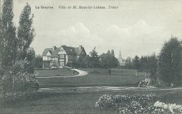 Trooz - La Bruyère - Villa De M. Maurice Laloux - 1912 ( Voir Verso ) - Trooz