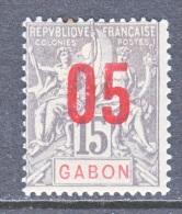 GABON  74     * - Gabon (1886-1936)