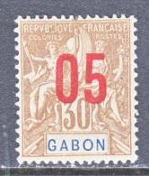 GABON  77     * - Gabon (1886-1936)