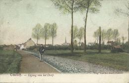 Kontich - Ingang Van Het Dorp -1903  ( Verso Zien ) - Kontich