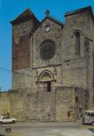 Cp , 32 , RISCLE , L'Église St-Pierre - Riscle