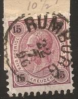 MH-1887        RUMBURG       Yvert  52 - Used Stamps