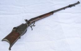 Carabine De Tir 19éme Martini - Armes Neutralisées