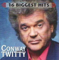 Conway TWITTY - 16 Biggest Hits - CD - COUNTRY - Country Et Folk