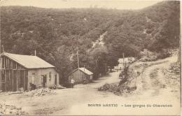 Bourg Lastic - Les Gorges Du Chavanon - Otros Municipios