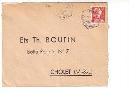 Cotes Du Nord, Cotes D´Armor Agence Postale Penguilly - Bolli Manuali
