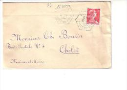 Cotes Du Nord, Cotes D´Armor Agence Postale Saint Vran - Bolli Manuali