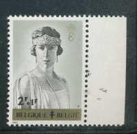 PLANCHES N° 1236-p4, **/MNH, Reines Belges, Elisabeth - 1961-1970