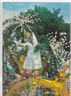 22243 Nice  Quatre Cp Carnaval -8c YPA 1982  Bataille Fleurs  / Diamant 8 /Gilletta57 -1998 /  MAR 1020 -1976 Majorettes