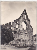 22247 Longpont -facade De L'Abbaye -5 CIM - France