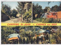 22248 Cagnes Sur Mer -camping Saint Jean -Malvan Vallieres . 06.027.95 La Cigogne