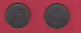 GRANDE BRETAGNE  ///  1 Penny 1807 //  état B - 1662-1816 : Former Minting End Of 17th - Beginning Of 19th C.