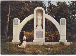 22253 Abbaye ND Notre Dame Des Neiges -ardeche - Texte Peguy -coll Abbaye Moine Priere - Non Classés