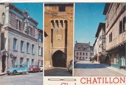 22262 Chatillon Chalaronne -multivues  -cellard N798 F9798 -diane Citroen - - Châtillon-sur-Chalaronne