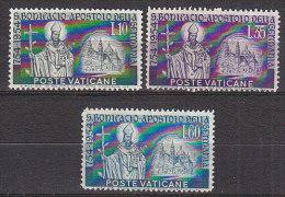 PGL BA1023 - VATICANO SASSONE  N°192/94 ** - Vatican