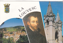 22267 La Louvesc Vue Generale Saint Regis -Pastre 17615 - La Louvesc