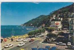 22274 Theoule Sur Mer , Vue Plage Et Pointe Aiguille -Iris 2979 - Camionnette Kirpitch ? - France
