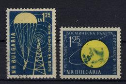 Bulgarien  Michel No. 1142 , 1152 gestempelt used