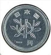 NUMISMATICA - JAPAN  - 1 Y - GIAPPONE  - INTERNAL REF. # 35 - Giappone