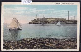 Cuba - La Havane Château Du Maure - Castillo Del Morro En 1926 (12´938) - Cartes Postales