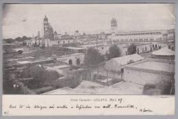 Mexico Celaya Vista General 1907-01-30 Foto - Mexique