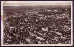 Gera/ Luftbild/ Fliegeraufnahme - Gelaufen 1940 - Negativ-Nr. 39986 - 11372 - Gera
