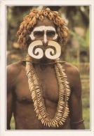 Papua--New Guinea---Guerrier , Asmat - Geografía