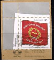 Bund 2013, Michel # 2997 O   Eckrandstück Auf Papier - Gebraucht