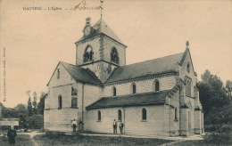 HAUVINE - L'Eglise (animation) - France