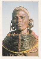 Kenya--Femme Samburu - Geografía